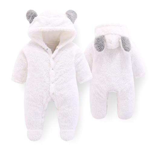Babyified Winter Suit for Your Super Kid Babyified Apparels eprolo White 3-6 Months