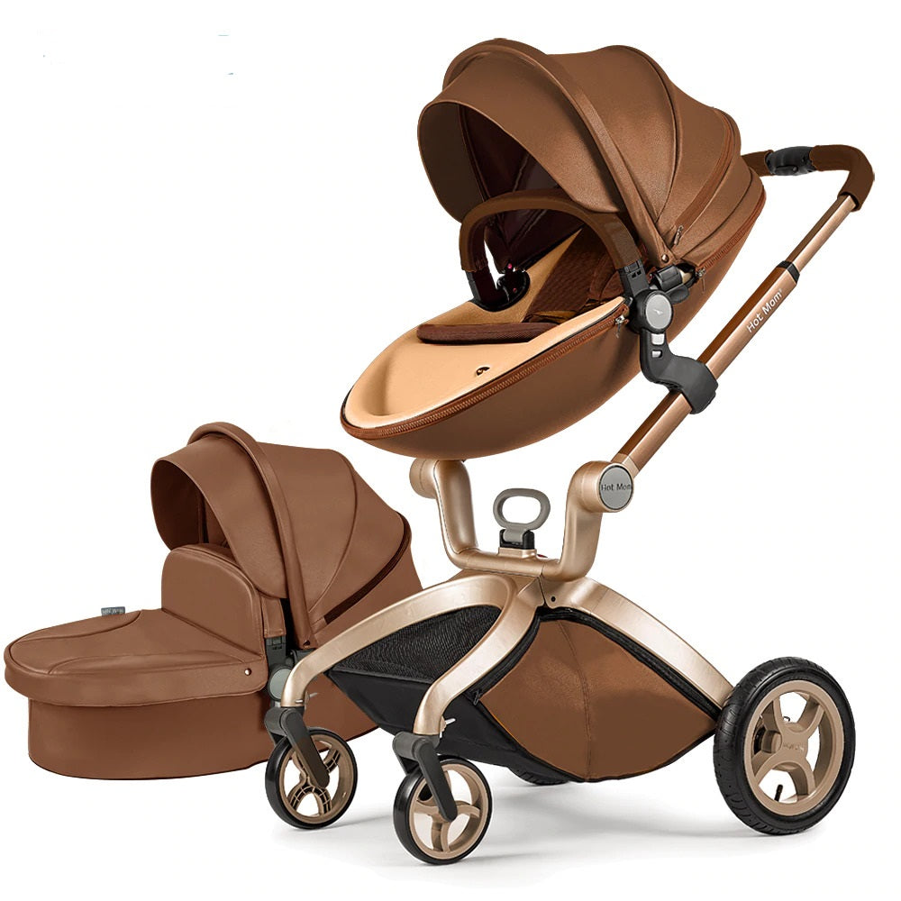 Babyified 2in1 High Landscape Stylish Stroller
