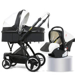 Babyified 2in1 Modern Carriage High Landscape Pram Suite