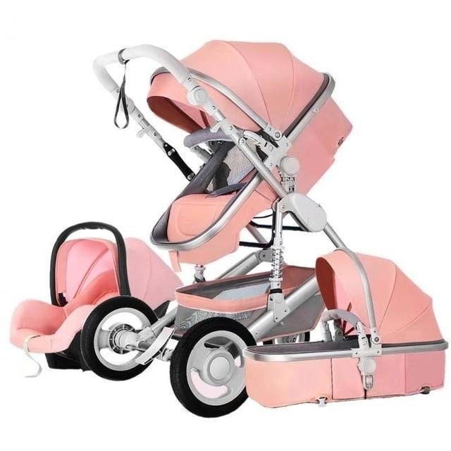 Babyified Super Mom Stylish & Portable Stroller