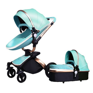 Babyified 2in1 Luxury Stroller