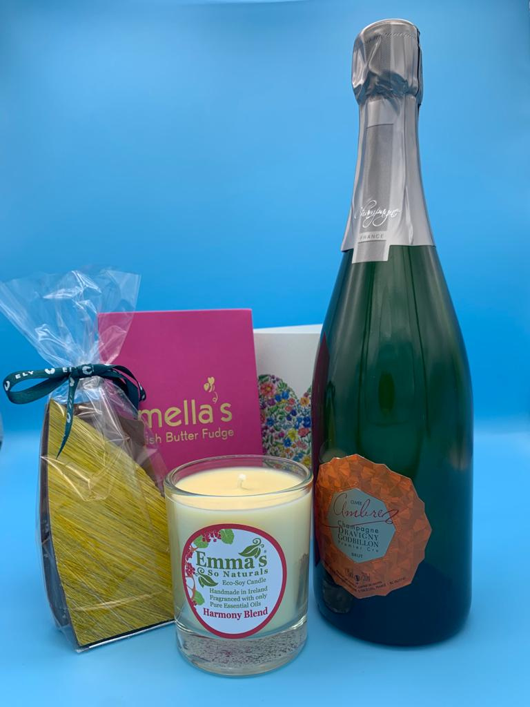 Mother's Day Gift Box - Dravigny Champagne