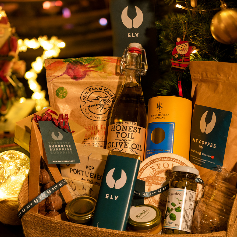 Michelle's Non-alcoholic Christmas Hamper
