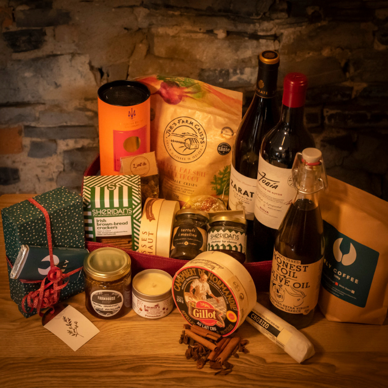 Erik's Spanish Rioja Christmas Hamper