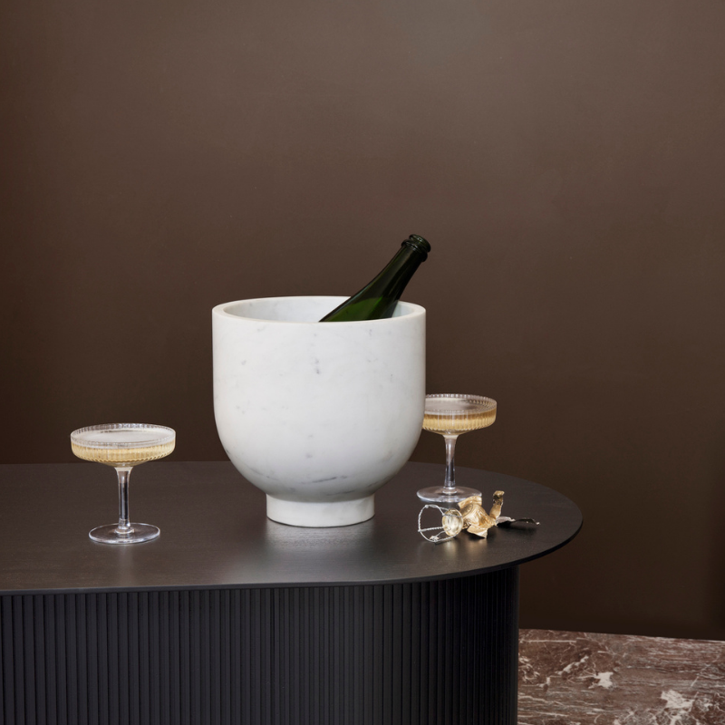 Alza Marble Champagne Cooler