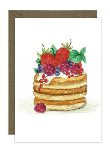 Greeting Card 'Cake'