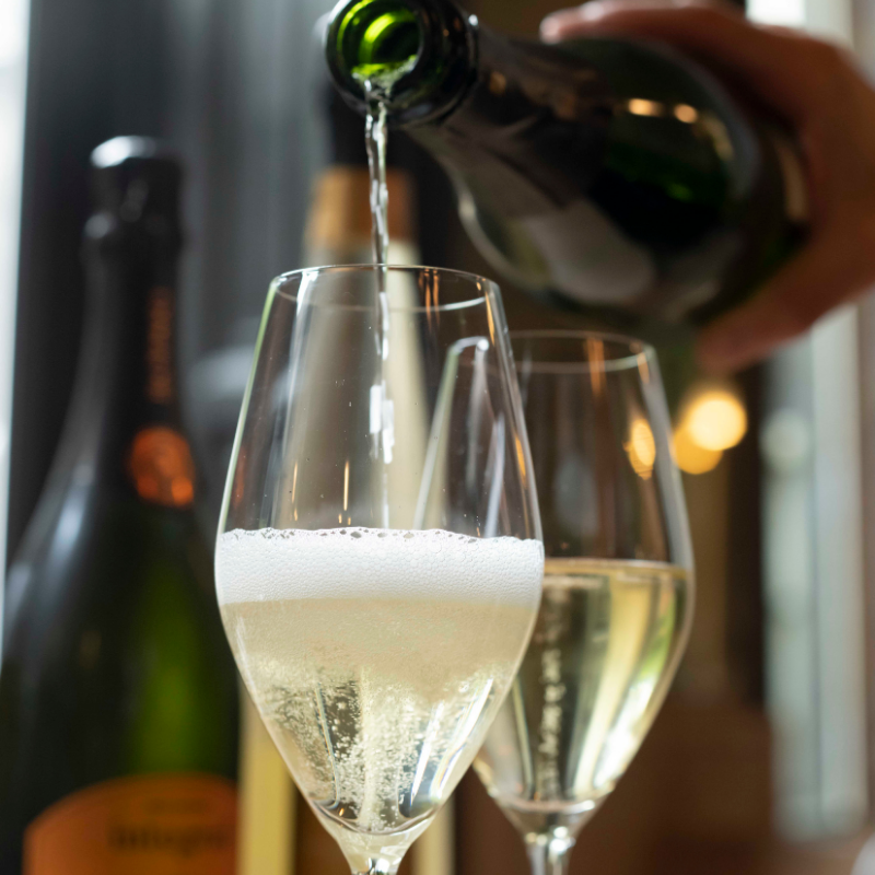 Sparkling Wines & Champagne Zoom Tasting - February 12th