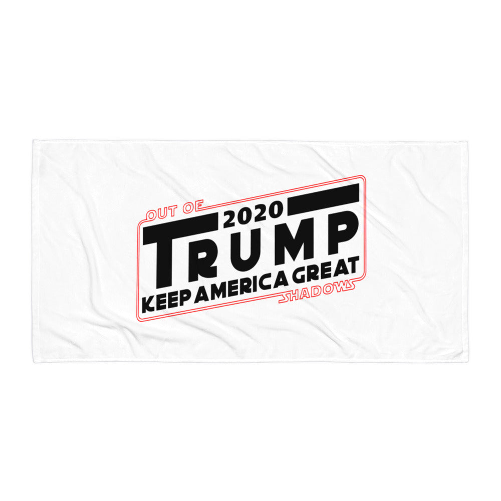 Star Wars Trump Beach Towel