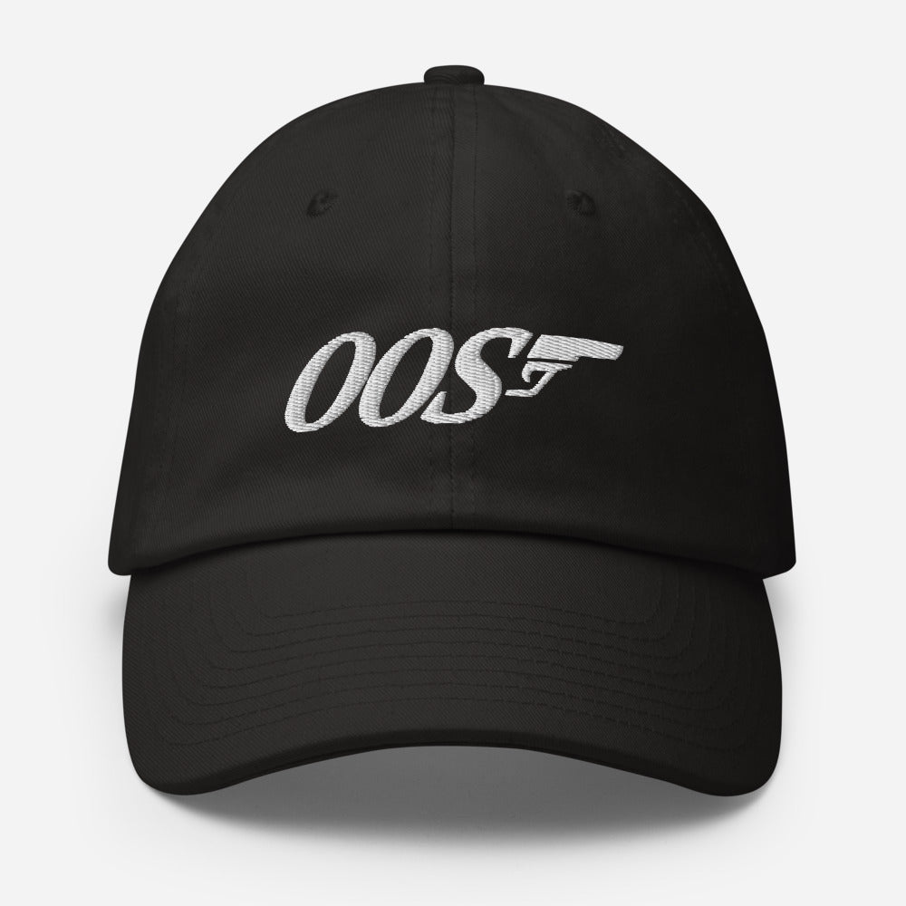 James Bond Cotton Cap