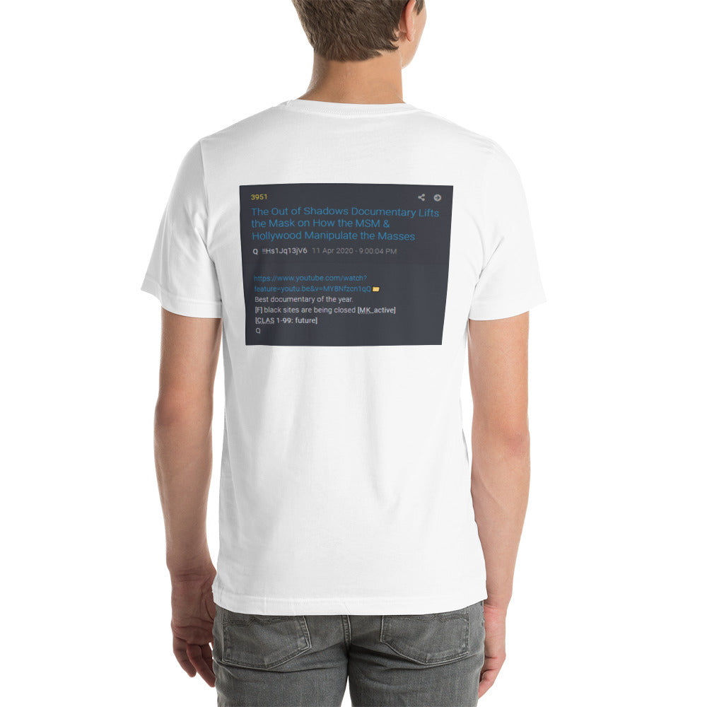KEW Anon Short-Sleeve Unisex T-Shirt