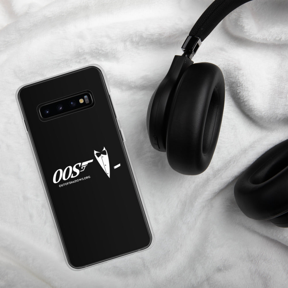 James Bond Samsung Case