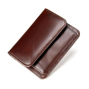 Open image in slideshow, MOREA Genuine Leather Wallet - VINNALEA