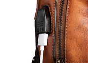 SIDES-Genuine-Leather-Backpack-USB-View