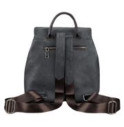 VIELA-Genuine-Leather-Backpack-Back-Vew
