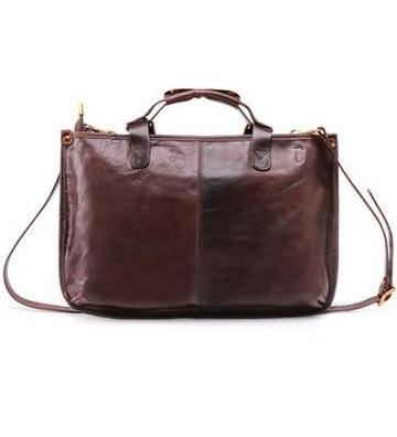 VILIANA Genuine Leather Handbag Large