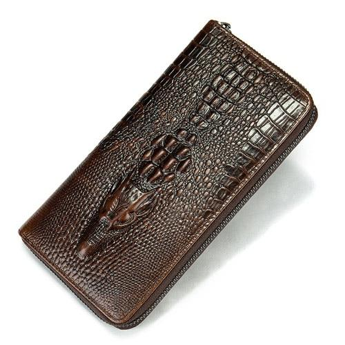 WAELA Genuine Leather Wallet - VINNALEA