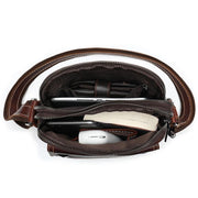 VERRASEN Genuine Leather Shoulder Bag