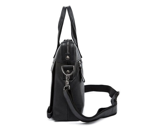 WALIAN Genuine Leather Shoulder handbag