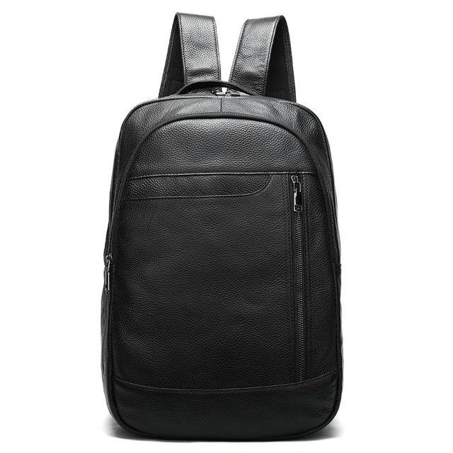 OSWY Genuine Leather Backpack