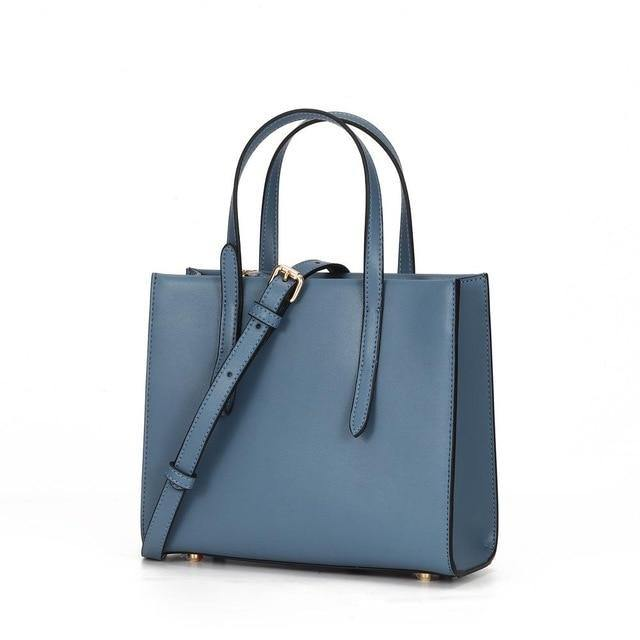 ETHA Genuine Leather Handbag