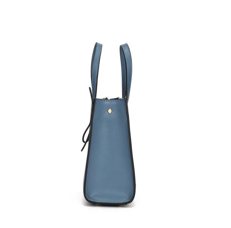 ETHA Genuine Leather Handbag - VINNALEA