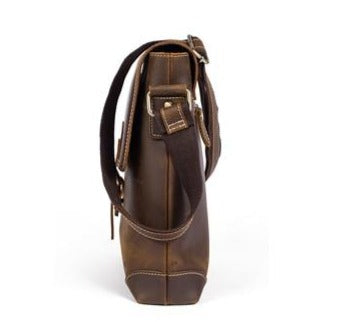 PRELA Genuine Leather Shoulder Bag