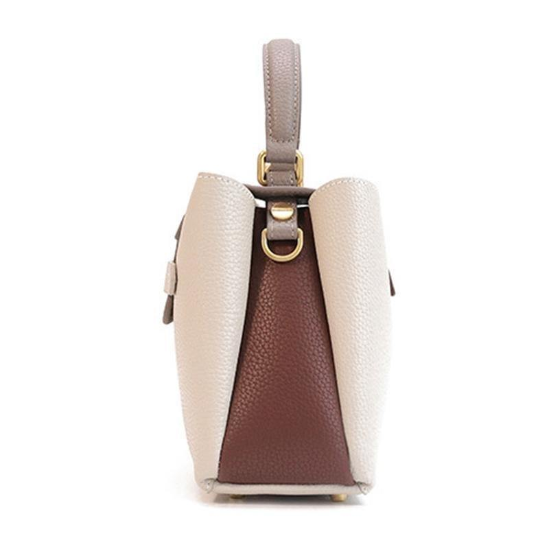 ERAIA Genuine Leather Handbag - VINNALEA