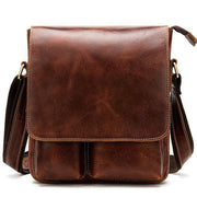 ROXWIE Genuine Leather Crossbody Shoulder Bag