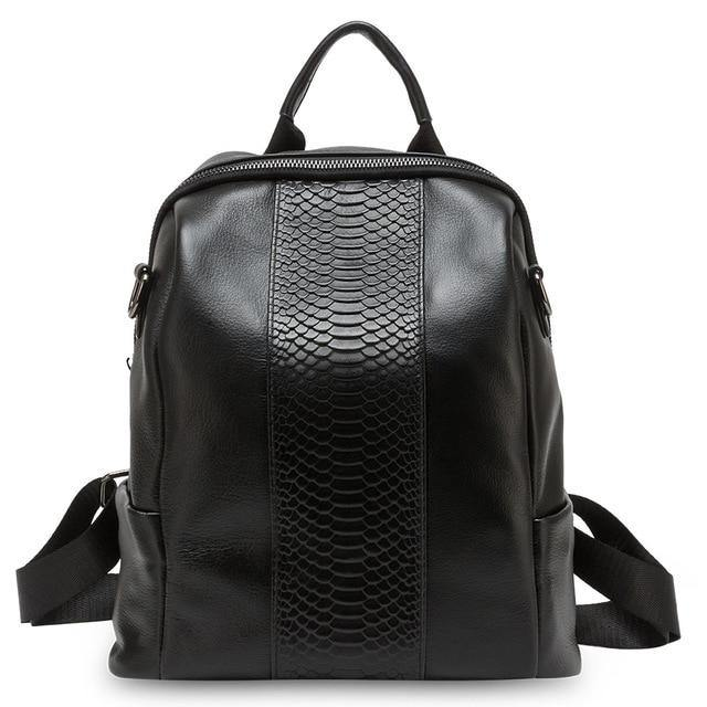 DIRA Genuine Leather Backpack