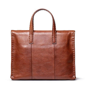 Open image in slideshow, CADEL Genuine Leather Briefcase