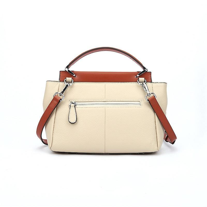 DOMINICA Genuine Leather Handbag - VINNALEA