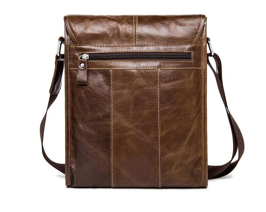 AMORI Genuine Leather Shoulder Bag - VINNALEA
