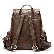DANA Genuine Leather Backpack - VINNALEA