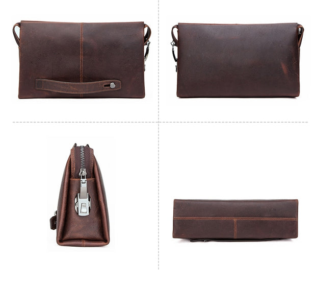 BOAD Genuine Leather Dopp Kit
