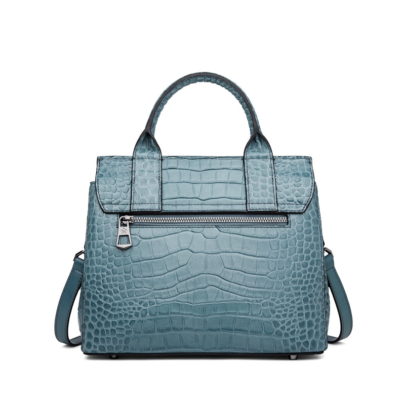 JEYRA Genuine Leather Handbag