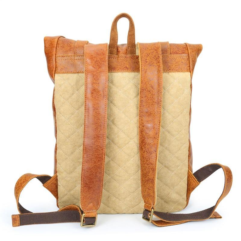 DEZIAN Genuine Leather Backpack - VINNALEA