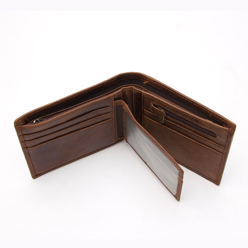 BEIDIA Genuine Leather Wallet