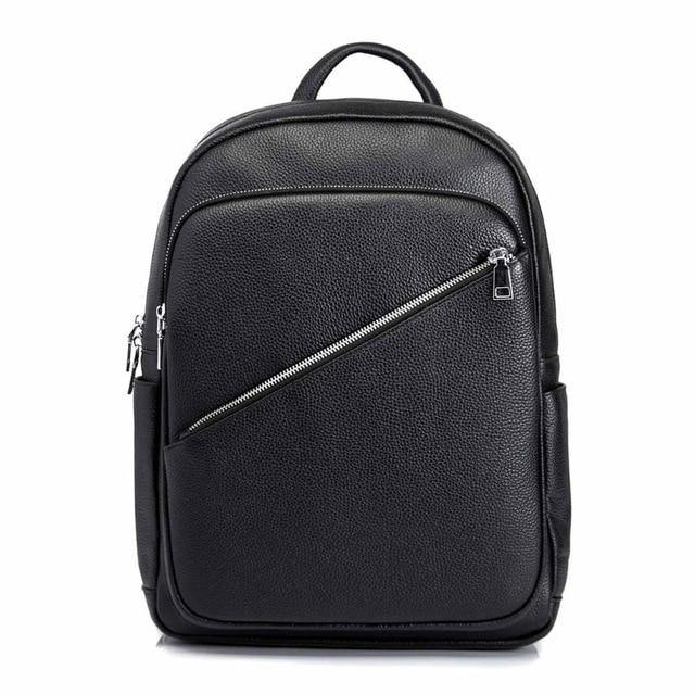 LELYD Genuine Leather Backpack