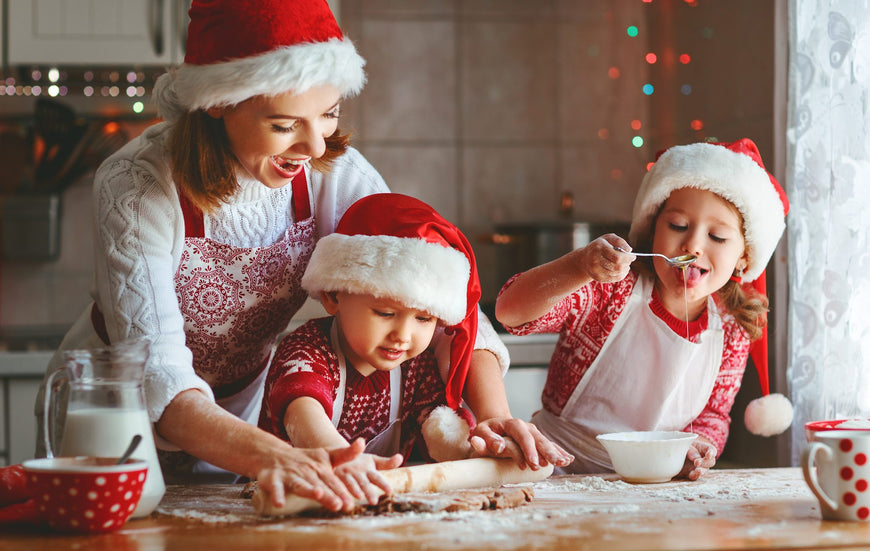 Festive Family Fun in the Kitchen for Christmas 2020
