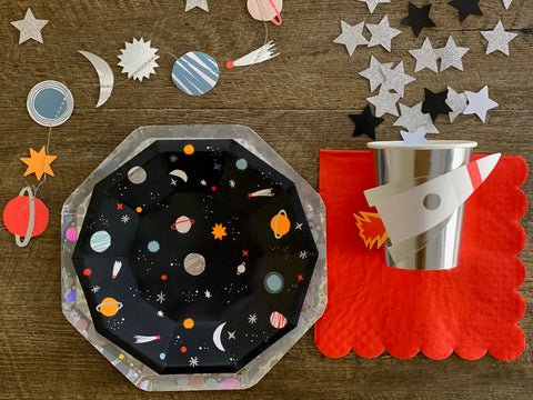 Outer Space Fiesta Party Box