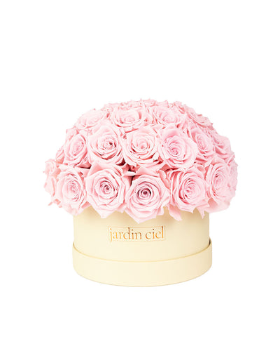 Infinity Rosebouquet Table Size | Bridal Pink | Gr. Xtra Large - Jardin Ciel GmbH