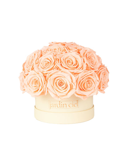 Infinity Rosebouquet Table Size | Peach | Gr. Large - Jardin Ciel GmbH