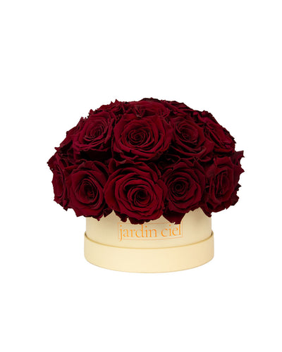 Infinity Rosebouquet Table Size | Royal Red | Gr. Large - Jardin Ciel GmbH