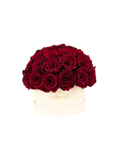 Infinity Rosebouquet Table Size | Royal Red | Gr. Xtra Large - Jardin Ciel GmbH