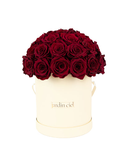 Infinity Rosebouquet | Royal Red | Gr. Xtra Large - Jardin Ciel GmbH