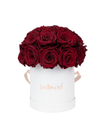 Infinity Rosebouquet | Royal Red | Gr. Large - Jardin Ciel GmbH