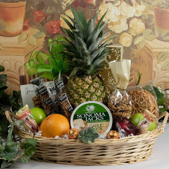 Fruit Baskets in Connecticut, Sympathy Gift Baskets