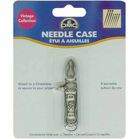 Needle Case - DMC Pewter