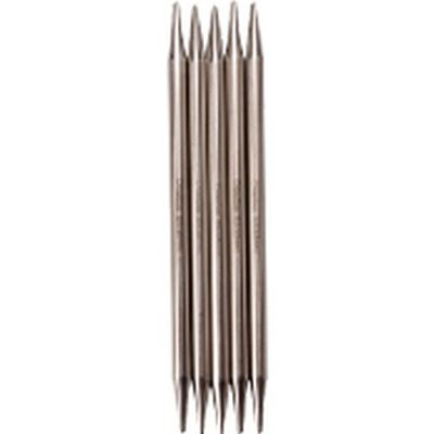 Double Pointed Needles - ChiaoGoo Stainless Steel - 6