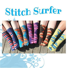 Sock Knitting Kit - Stitch Surfer - Owl